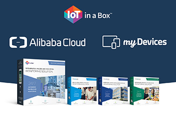 Alibaba Cloud and myDevices Partner to Launch Turnkey IoT Solutions in China