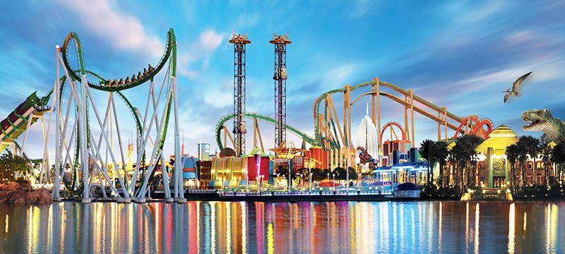 Universal Parks Taps Comcast's MachineQ to Infuse IoT Intelligence into Park Operations in Universal Orlando Resort