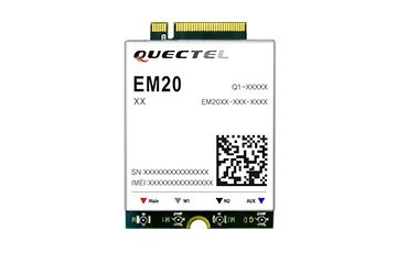 Quectel LTE Cat 20 Module Realizes Industry's Highest 2Gbps Download Rate
