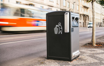 Telia signs the first commercial NB-IoT contract for waste disposal containers in Norway