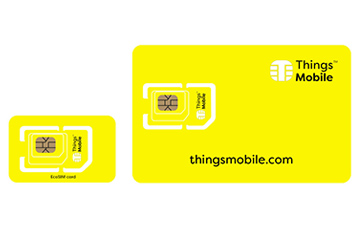 The Environment-friendly SIM Card for IoT and M2M by Things Mobile That Does Not Waste Plastic