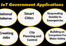 Government Applications in IoT