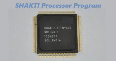 SHAKTI Processor Program