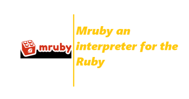 Mruby an interpreter for the Ruby