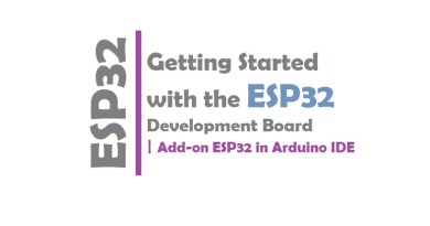 Getting Started with the ESP32