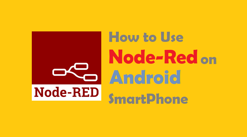 Nodered on Android