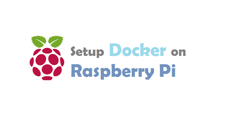 Setup Docker on Raspberry Pi