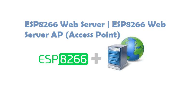 ESP8266 Web Server