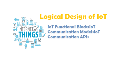 Logical Design of IoT