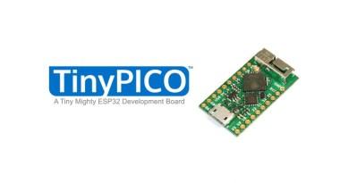 TinyPICO Dev Board