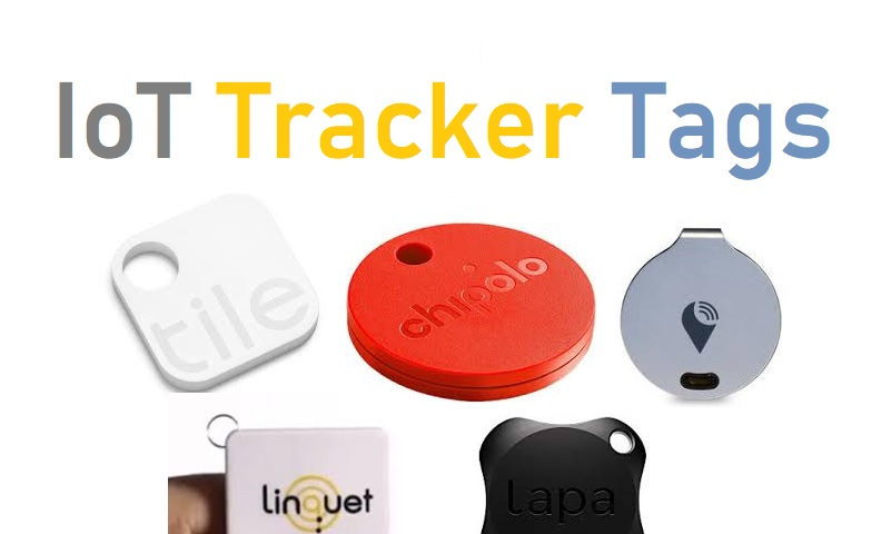 IoT Tracker Tags | Find lost Key, Pet, Devices easily -