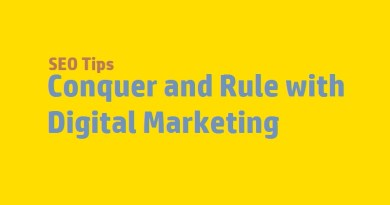 Conquer and Rule with Digital Marketing