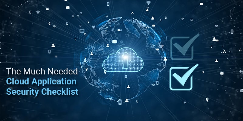 Application Security Checklist