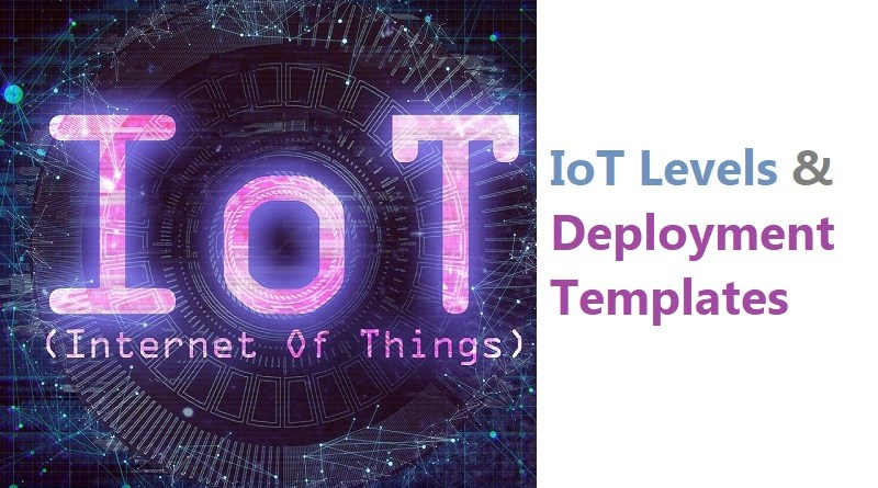 IoT Levels and Deployment Templates