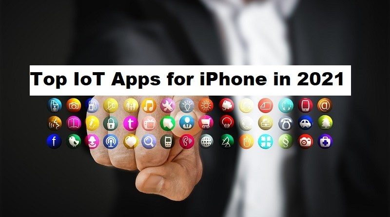 iot apps for iphone