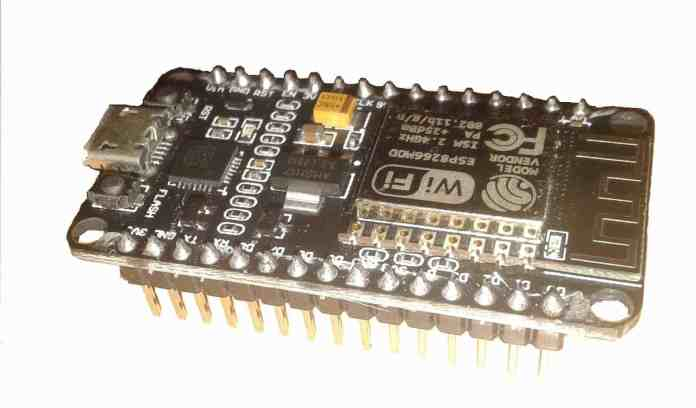 NodeMcu development