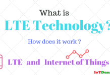 LTE technology for IoT