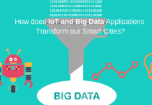 IoT and Big Data Applications Transform our Smart Cities