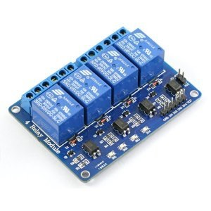 Quad relay board