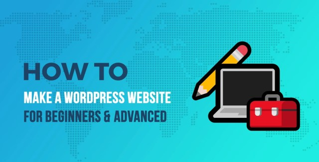 How To Build a WordPress Website in 19 Easy Steps
