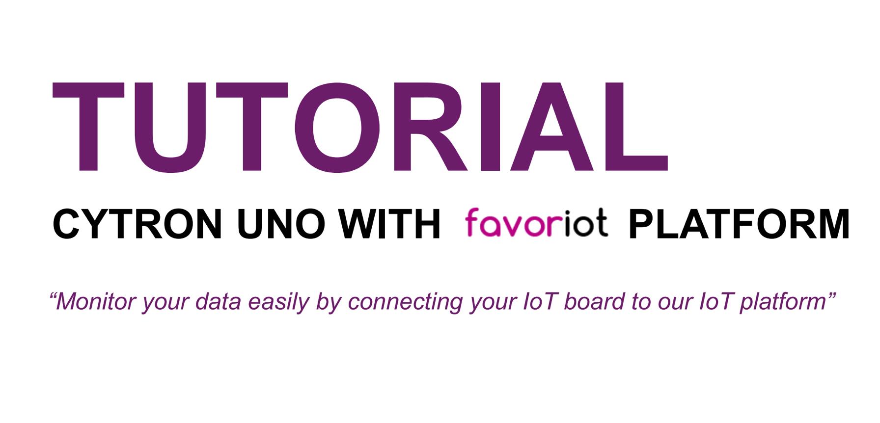COMPLETE TUTORIAL - How To Connect Cytron Uno (Arduino UNO