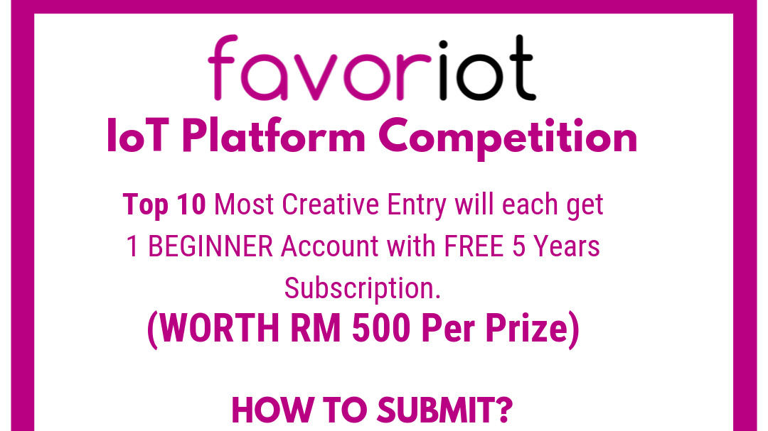 FAVORIOT IoT Competition