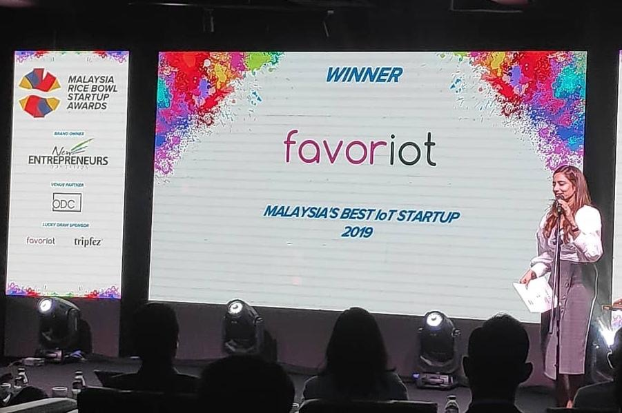 Malaysia's Best IoT Startup