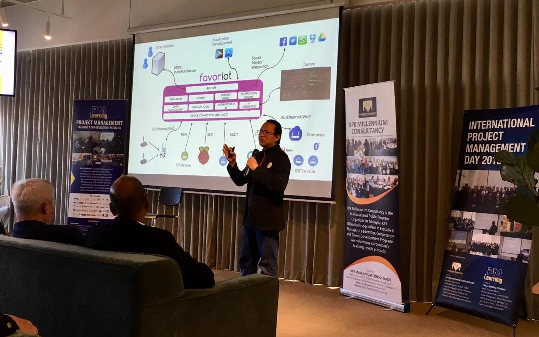 This Malaysian IoT Startup Starts from Zero