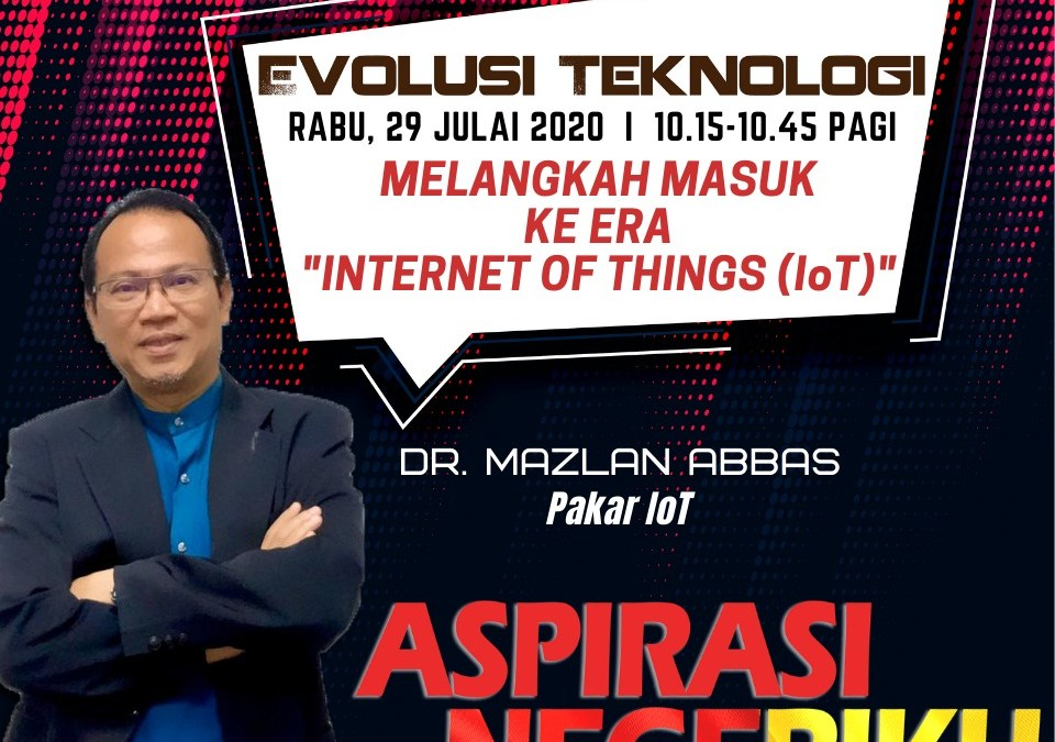 Melangkah Masuk ke Era Internet of Things