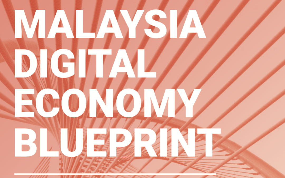 Digitalisation of Malaysia With MyDigital Economy Blueprint