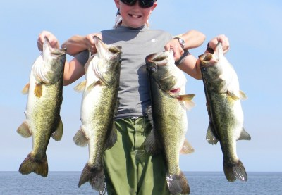 Bass Fishing Florida -Florida Bass Fishing charters