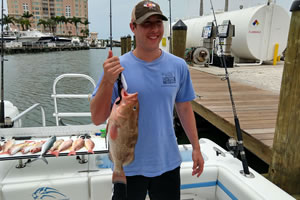 Naples Offshore Fishing Charters