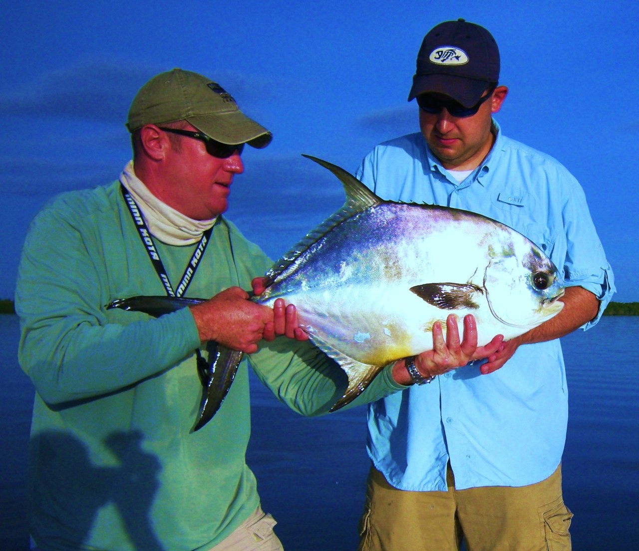 South florida outdoor adventures for fishing sport for Marco island deep sea fishing