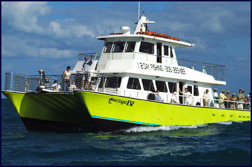 Party boat fishing in the keys fl ioutdoor adventures for Key largo party boat fishing