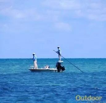 Flats Fishing Florida Why iOutdoor?
