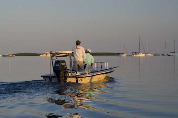 Flats Fishing Florida