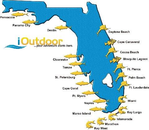 Bass Fishing Florida Locations
