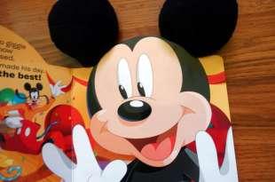傳承百年的卡通明星|永遠可愛的迪士尼米奇和好朋友們|大耳朵書, 搖籃曲CD, 交通工具書