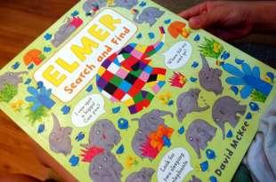 培養專注力的找找書|Elmer Search And Find|和孩子玩指令遊戲(入門及進階分享)