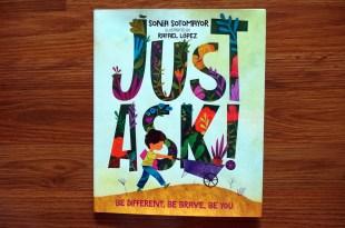 「開口問」,讓你了解而同理 分享好繪本Just Ask