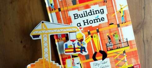 不同的親子共讀書單|Building a Home|和小孩一起看「家」是怎麼蓋的