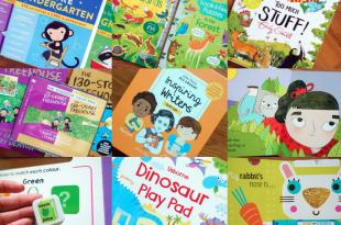 202105書單導讀 親子共讀硬頁書, tree house英文讀本CD, 全包英文教材, 貼紙遊戲書, 繪本
