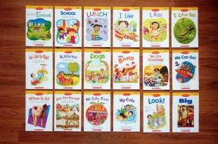 4-8歲適合|英文閱讀引導必備的High-Frequency Readers有聲CD套書
