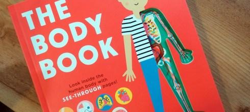 The Body Book 透明膠片身體小百科