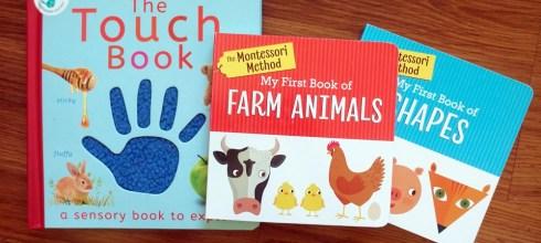 0-4歲親子共讀的蒙特梭利教育書單