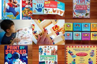 9月書團|瑪力歐第2彈書單, Bob Books認字書,視覺益智遊戲書, 硬頁書, 視覺世界百科