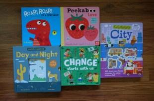 1-5y親子共讀硬頁書選擇|Peekaboo Love