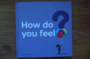 幼稚園孩子的情緒書單How do you feel 透過肢體語言了解情緒