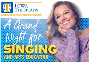 Miss Iowa Arts Event