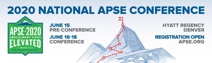 2020 National APSE Conference. June 15-18, Denver CO.